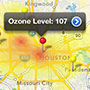 """""""OzoneMap"""" App Delivering Real-Time Air Quality Reports"""